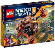 LEGO NEXO KNIGHTS Moltorův lávový drtič 70313 cena od 0 Kč