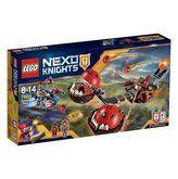 LEGO NEXO KNIGHTS Krotitelův vůz chaosu 70314 cena od 696 Kč