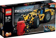 LEGO Technic Pyrotechnický vůz 42049