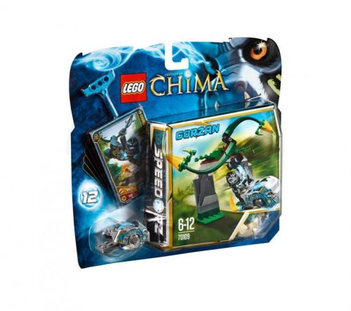 LEGO CHIMA Zákeřné šlahouny 70109