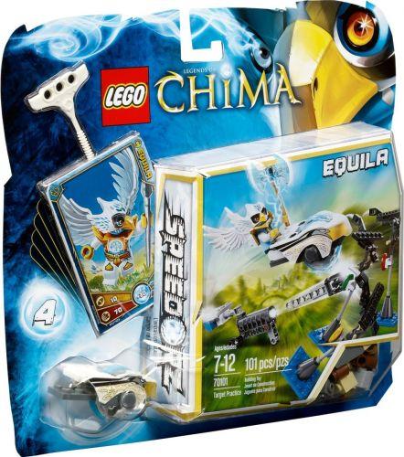 LEGO CHIMA Trénink střelby na cíl 70101