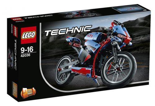 LEGO Technic Silniční motorka 42036