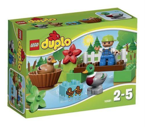 LEGO DUPLO Ville Divoké kachny 10581 cena od 0 Kč