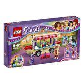 LEGO Friends Dodávka s párky v rohlíku v zábavním parku 41129
