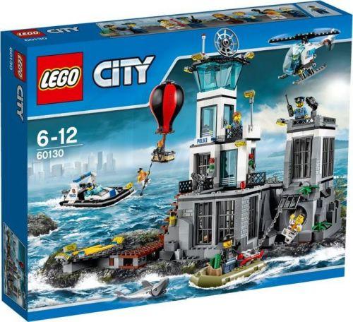 LEGO City Vězení na ostrově 60130