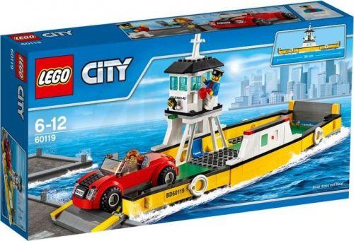 LEGO City Přívoz 60119 cena od 705 Kč