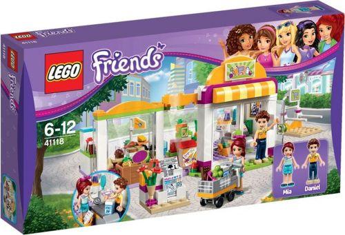 LEGO Friends Supermarket v Heartlake 41118 cena od 706 Kč