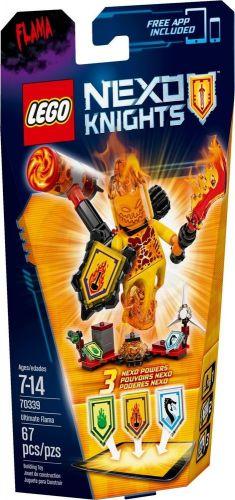 LEGO Nexo Knights Úžasný Flama 70339 cena od 0 Kč