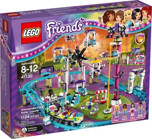 LEGO Friends Horská dráha v zábavním parku 41130 cena od 2099 Kč
