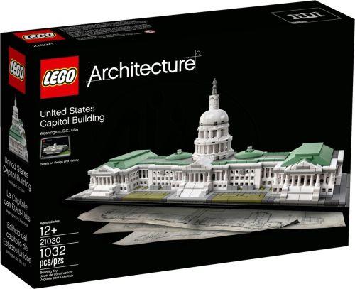 LEGO Architecture Kapitol 21030 cena od 1949 Kč