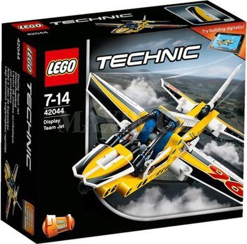 LEGO Technic Výstavní akrobatická stíhačka 42044