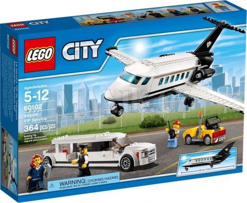 LEGO City Letiště VIP servis 60102 cena od 1399 Kč