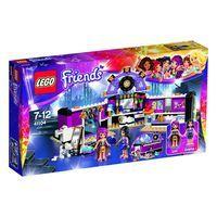 Lego Friends Šatna pro popové hvězdy 41104 cena od 791 Kč