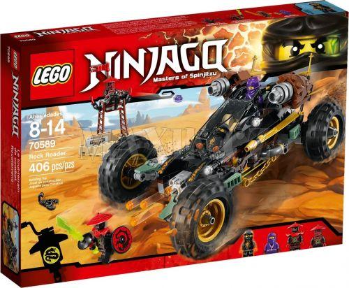LEGO Ninjago Terénní vozidlo 70589