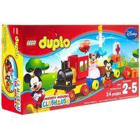 Lego DUPLO Přehlídka k narozeninám Mickeyho a Minnie 10597