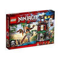 Lego Ninjago Ostrov Tygří vdova 70604