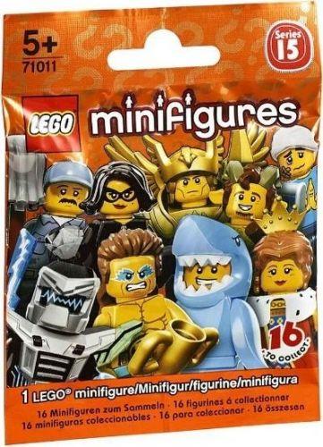 LEGO Minifigurky 15. série 71011 cena od 99 Kč