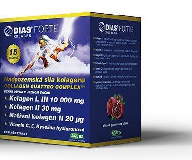 DIAS FORTE 11,3 g 15 sáčků