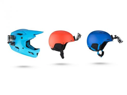 GoPro Přední a postranní držák na helmu AHFSM-001