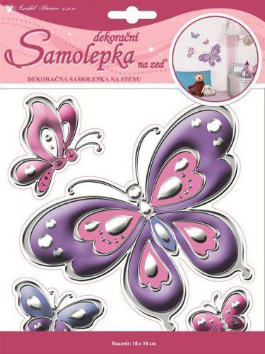 Anděl Přerov plastický motýl