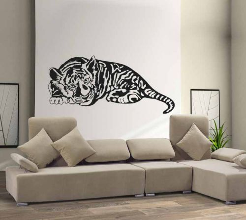 Shopnisi Samolepka na zeď Tygřík tygr