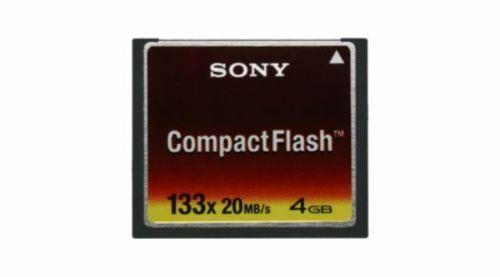 SONY CompactFlash NCFC4G