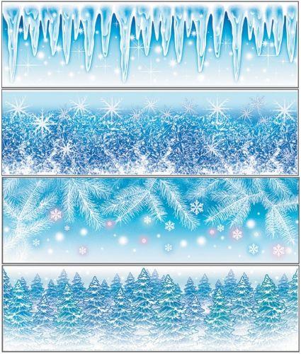 Anděl Přerov Okenní fólie pruh Ledová kolekce set