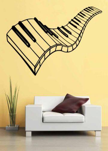 Shopnisi Samolepka na zeď Klavír