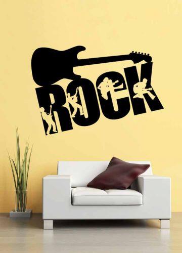 Shopnisi Samolepka na zeď Rock