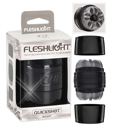 Fleshlight Quickshot Boost masturbátor