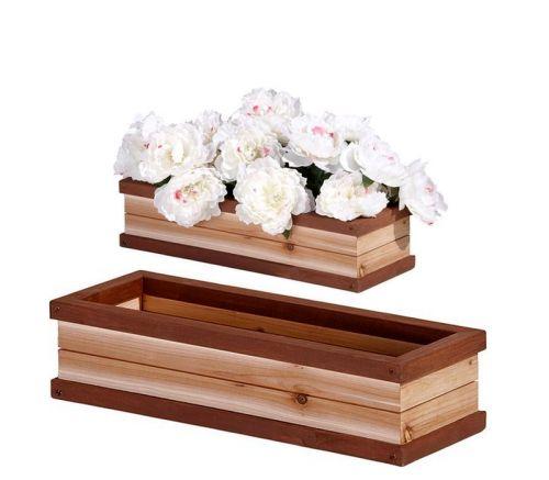 AXI Květináč FLOWER BOX