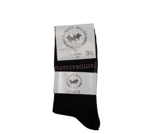 Harvey Miller 3 PACK ponožky