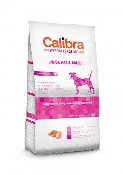 CALIBRA DOG HA JUNIOR SMALL BREED CHICKEN+RICE 7 kg cena od 472 Kč