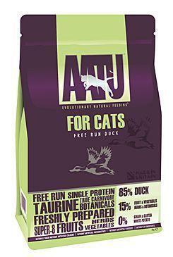 AATU Cat 85/15 Duck 200 g