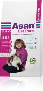 TOMMI ASAN CAT PURE 45 l