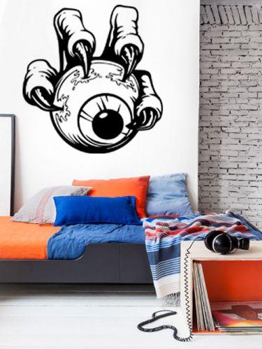 Shopnisi Samolepka na zeď Hororové oko