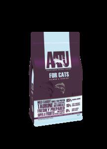 AATU Cat 85/15 Salmon & Herring 200 g