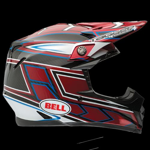 Bell Moto-9 Carbon Tagger Clash helma