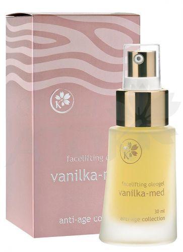 Atok Facelifting oleogel Vanilka-med 30 ml