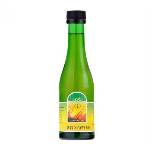 Country life Olej olivový bio 200 ml cena od 76 Kč