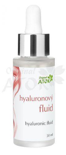 Atok Hyaluronový fluid 30 ml