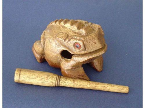 MUSICDATA Žába Guiro frog M