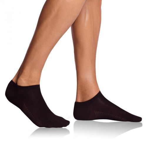 Bellinda MEN BAMBUS AIR IN-SHOE SOCKS ponožky