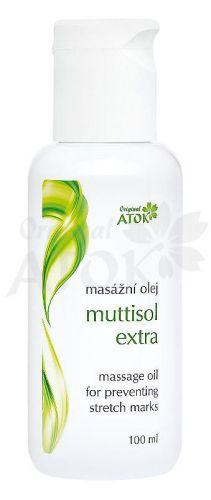 Atok Masážní olej Muttisol Extra 100 ml