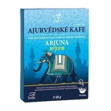 Dnm Ajurvédské kafe Arjuna 50 g