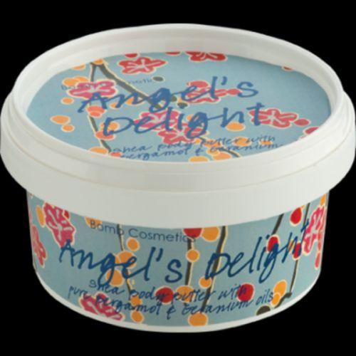 Bomb Cosmetics Tělové máslo Andělská slast 200 ml