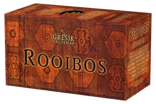 Grešík Čaj Rooibos 20x1,5 g cena od 37 Kč
