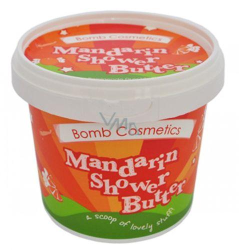 Bomb Cosmetics Sprchový krém Mandarinka pomeranč 320 g