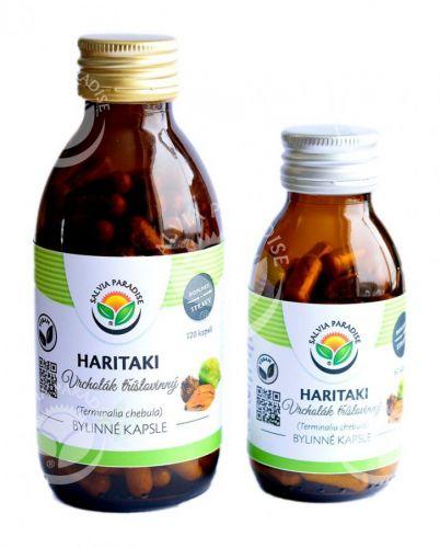 Salvia Paradise Vrcholák tříslovinný Haritaki 60 kapslí