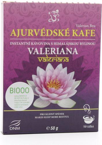 Dnm Ajurvédské kafe Valeriana 50 g